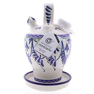 ceramica ramblena botijo
