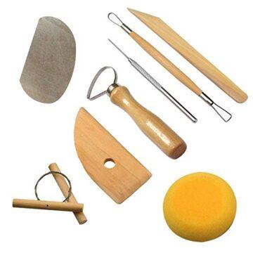 herramientas de escultura