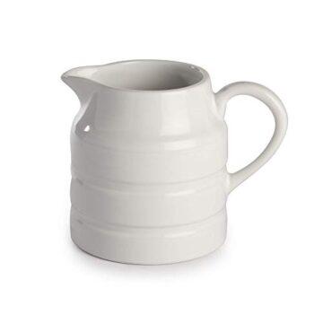 jarra de leche blanca dol