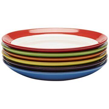 juego de platos de cerami