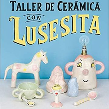 taller de ceramica con lu